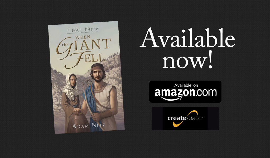 I Was There When The Giant Fell - Adam Nitz - Available Now